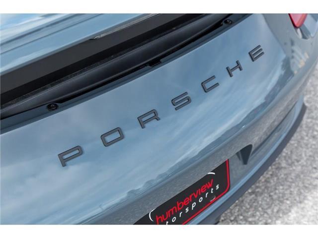 2018 Porsche 911 GT3 (Stk: 19HM5449) in Mississauga - Image 8 of 26