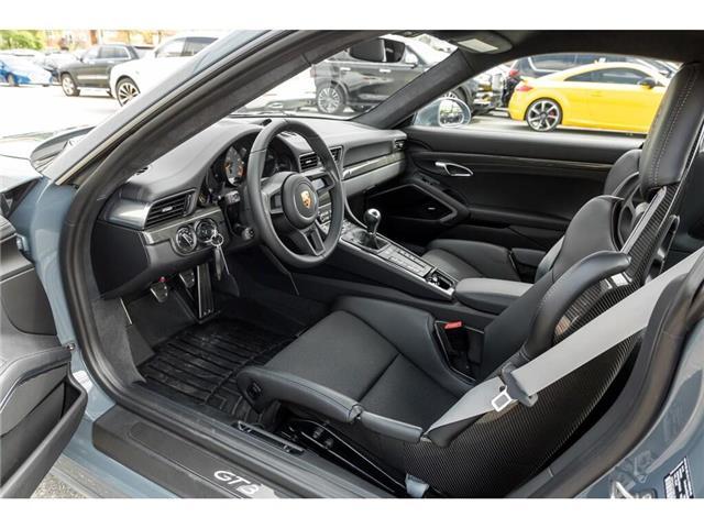 2018 Porsche 911 GT3 (Stk: 19HM5449) in Mississauga - Image 10 of 26