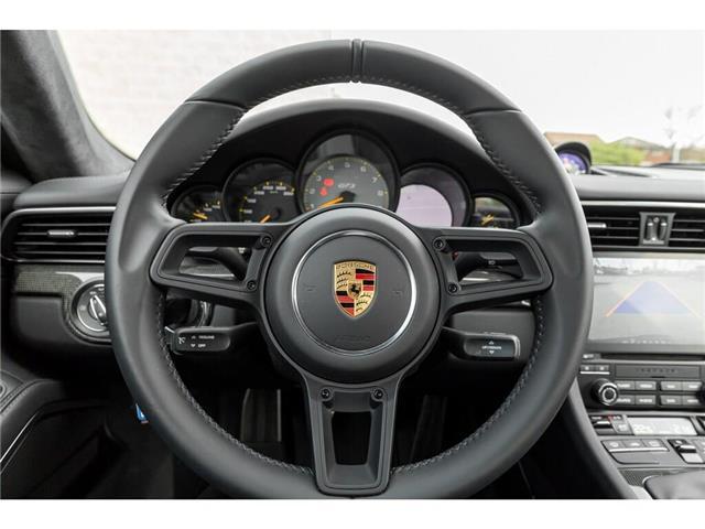 2018 Porsche 911 GT3 (Stk: 19HM5449) in Mississauga - Image 12 of 26