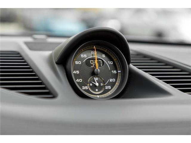 2018 Porsche 911 GT3 (Stk: 19HM5449) in Mississauga - Image 20 of 26