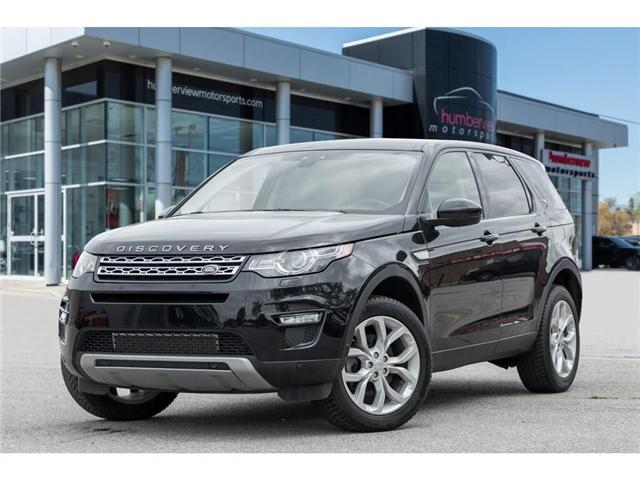 2016 Land Rover Discovery Sport HSE (Stk: 19HMS404) in Mississauga - Image 1 of 20