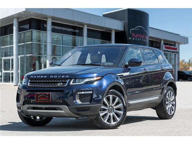 2016 Land Rover Range Rover Evoque HSE (Stk: 19HMS511) in Mississauga - Image 1 of 22