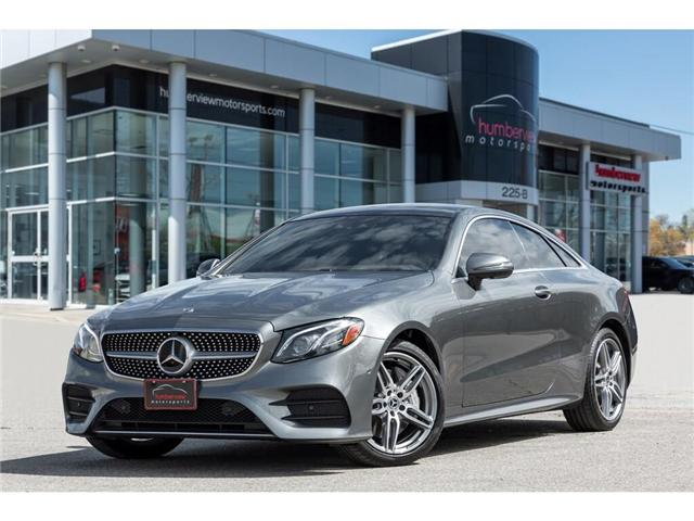 2018 Mercedes-Benz E-Class Base (Stk: 19MSC486) in Mississauga - Image 1 of 21