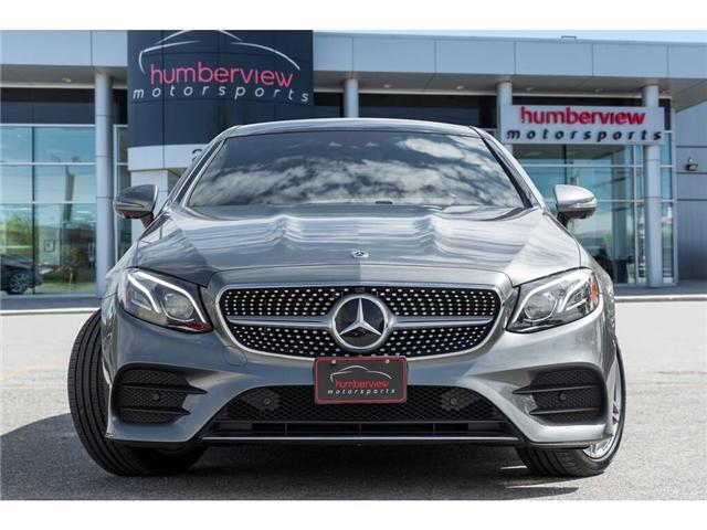 2018 Mercedes-Benz E-Class Base (Stk: 19MSC486) in Mississauga - Image 2 of 21