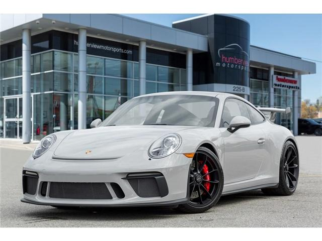 2018 Porsche 911 GT3 (Stk: 19HMS518) in Mississauga - Image 1 of 22