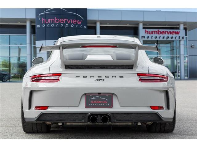 2018 Porsche 911 GT3 (Stk: 19HMS518) in Mississauga - Image 7 of 22