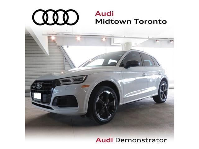 2019 Audi Q5 45 Technik (Stk: DAU6452) in Toronto - Image 1 of 30