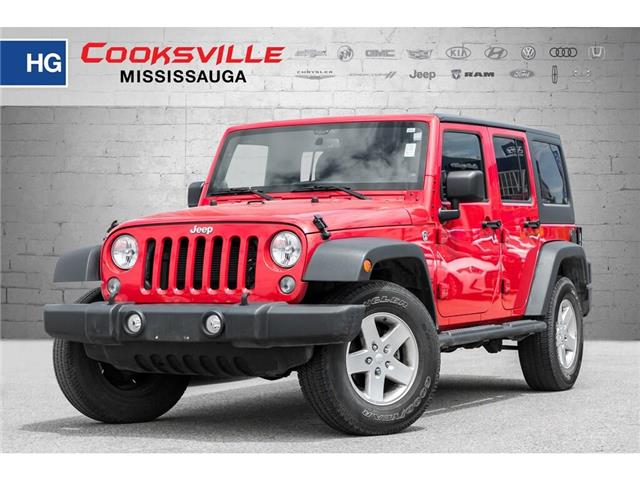 2014 Jeep Wrangler Unlimited Sport (Stk: 7920P) in Mississauga - Image 1 of 17