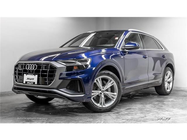 2019 Audi Q8 55 Progressiv (Stk: A11764) in Newmarket - Image 1 of 22