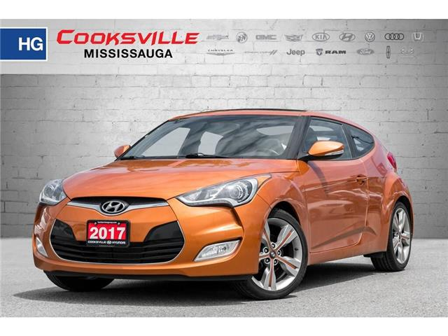 2017 Hyundai Veloster  (Stk: 7924PTT) in Mississauga - Image 1 of 19