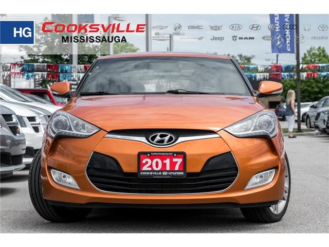 2017 Hyundai Veloster  (Stk: 7924PTT) in Mississauga - Image 2 of 19
