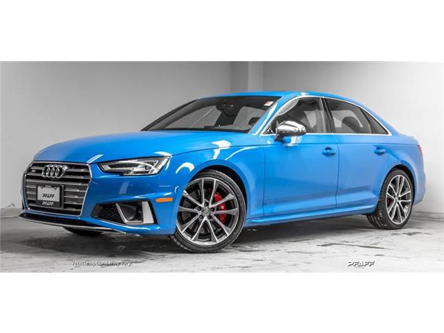 2019 Audi S4 3.0T Technik (Stk: A12207) in Newmarket - Image 1 of 22