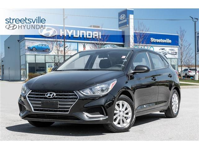 2019 Hyundai Accent  (Stk: P0666) in Mississauga - Image 1 of 18