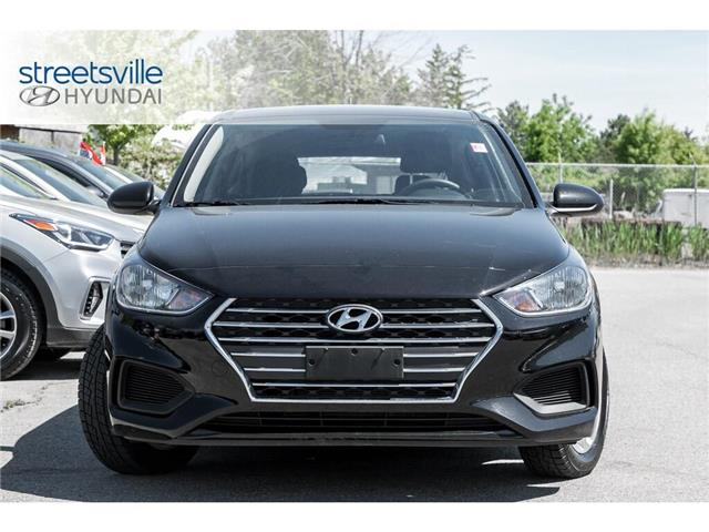 2019 Hyundai Accent  (Stk: P0666) in Mississauga - Image 2 of 18