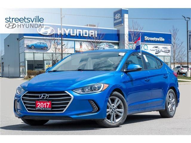 2017 Hyundai Elantra  (Stk: P0656) in Mississauga - Image 1 of 20