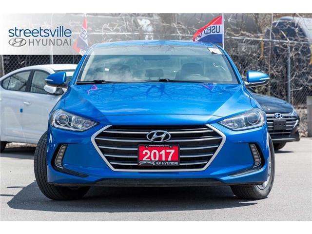 2017 Hyundai Elantra  (Stk: P0656) in Mississauga - Image 2 of 20