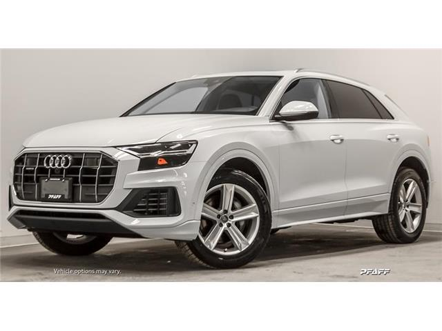 2019 Audi Q8 55 Progressiv (Stk: A11778) in Newmarket - Image 1 of 22