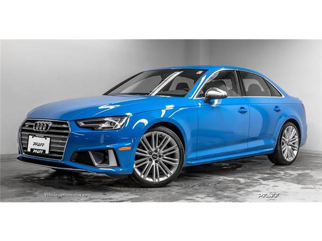2019 Audi S4 3.0T Technik (Stk: A12024) in Newmarket - Image 1 of 22