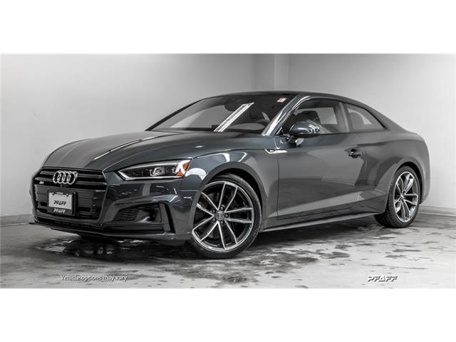 2019 Audi S5 3.0T Technik (Stk: A12068) in Newmarket - Image 1 of 22