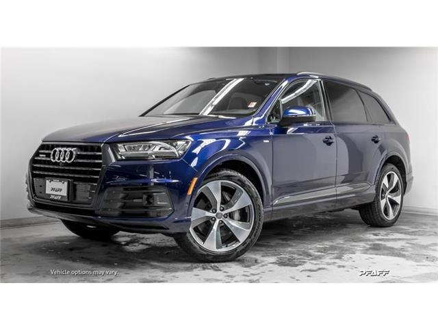 2019 Audi Q7 55 Technik (Stk: A12112) in Newmarket - Image 1 of 22