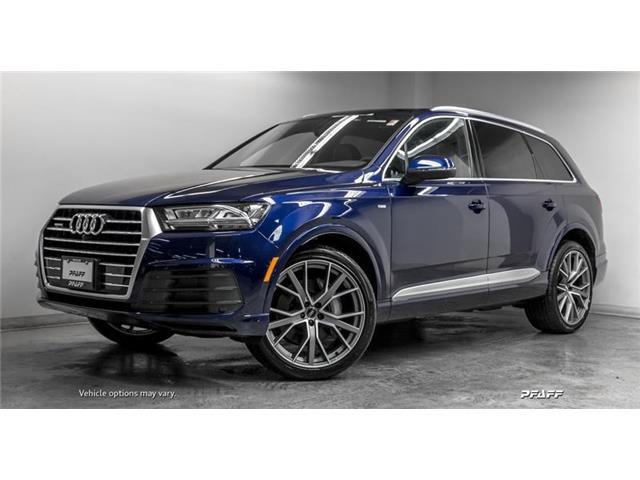 Newmarket Drive Test Centre >> 2019 Audi Q7 55 Technik for sale in Newmarket - Pfaff Audi Newmarket