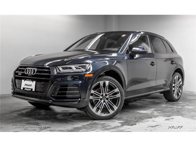 2019 Audi SQ5 3.0T Technik (Stk: A12174) in Newmarket - Image 1 of 22