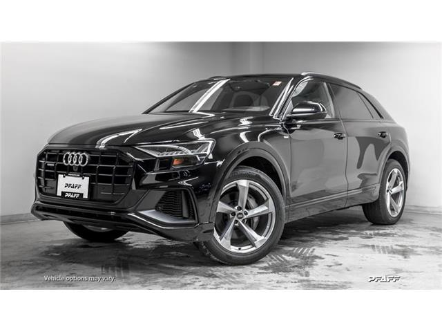 2019 Audi Q8 55 Technik (Stk: A12198) in Newmarket - Image 1 of 22
