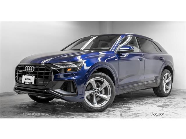 2019 Audi Q8 55 Technik (Stk: A12216) in Newmarket - Image 1 of 22