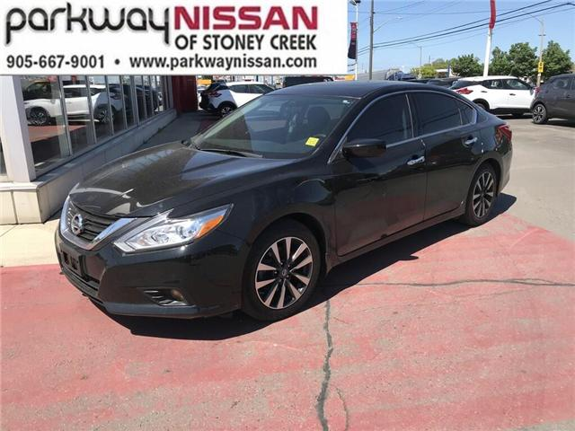 2016 Nissan Altima 2.5 (Stk: N1476) in Hamilton - Image 1 of 12