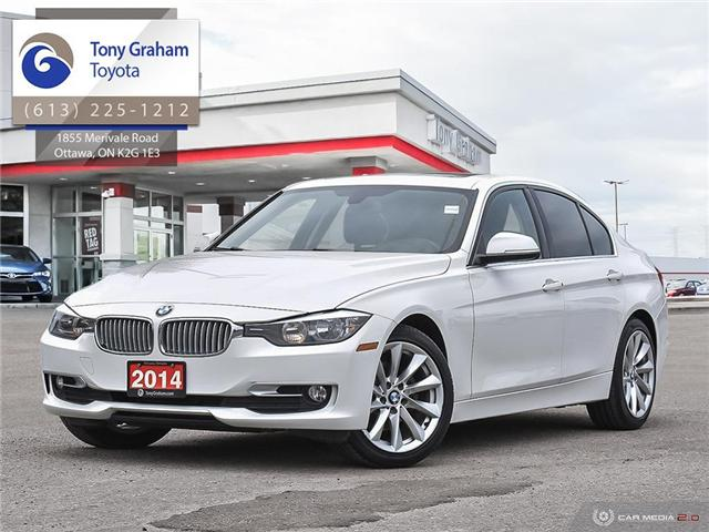 2014 BMW 320i  (Stk: 57929A) in Ottawa - Image 1 of 28
