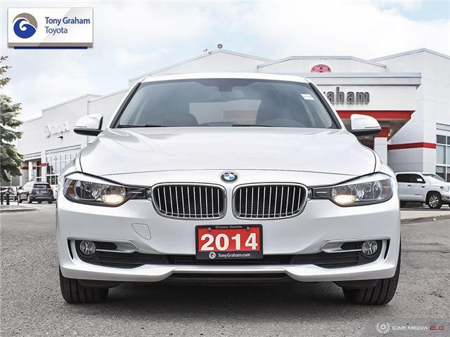 2014 BMW 320i  (Stk: 57929A) in Ottawa - Image 2 of 28