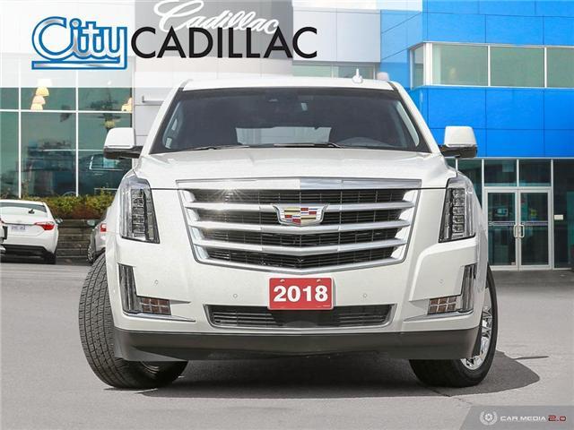 2018 Cadillac Escalade Premium Luxury (Stk: R12292) in Toronto - Image 2 of 27