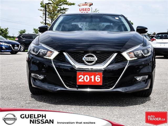 2016 Nissan Maxima  (Stk: N20024A) in Guelph - Image 2 of 24