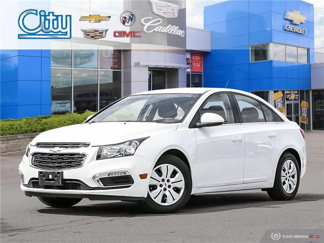 2016 Chevrolet Cruze Limited 1LT (Stk: R12301) in Toronto - Image 1 of 27