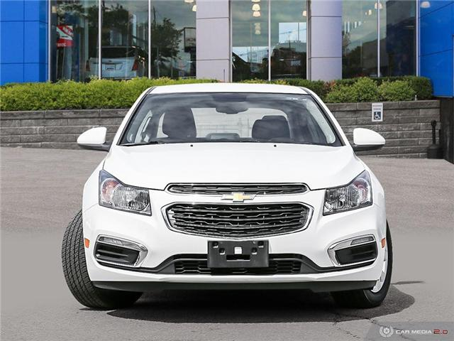 2016 Chevrolet Cruze Limited 1LT (Stk: R12301) in Toronto - Image 2 of 27