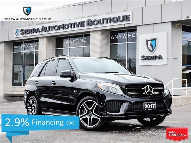 2017 Mercedes-Benz AMG GLE 43 Base (Stk: P1146) in Aurora - Image 1 of 27