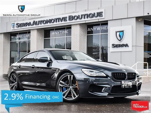2016 BMW M6 Gran Coupe Base (Stk: P1251A) in Aurora - Image 1 of 28