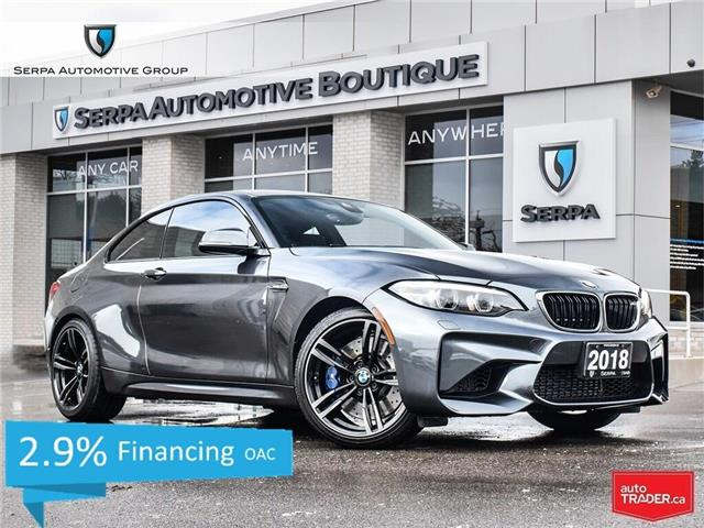 2018 BMW M2 Base (Stk: P1250) in Aurora - Image 1 of 27