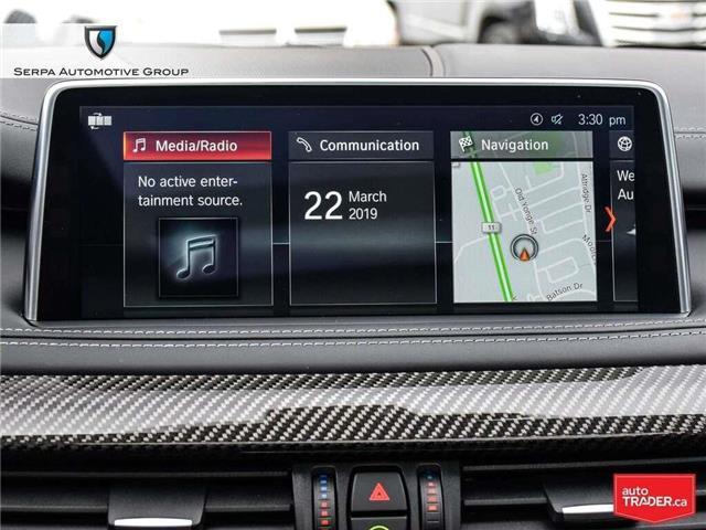 2018 BMW X5 M Base (Stk: P1273) in Aurora - Image 21 of 30
