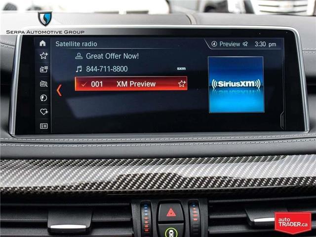 2018 BMW X5 M Base (Stk: P1273) in Aurora - Image 24 of 30