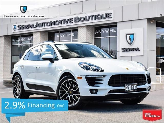2018 Porsche Macan Base (Stk: P1294) in Aurora - Image 1 of 30
