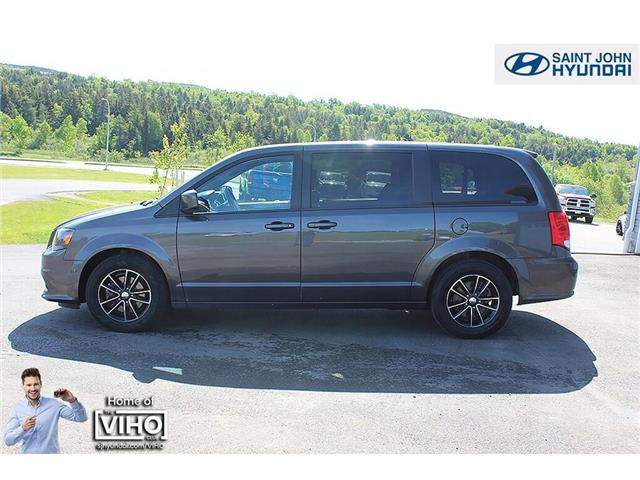 2018 Dodge Grand Caravan GT (Stk: U2159) in Saint John - Image 4 of 20