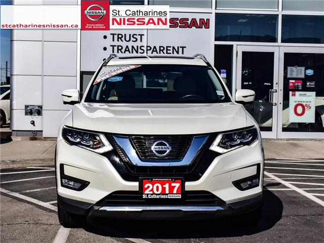2017 Nissan Rogue SL Platinum (Stk: P2356) in St. Catharines - Image 2 of 26
