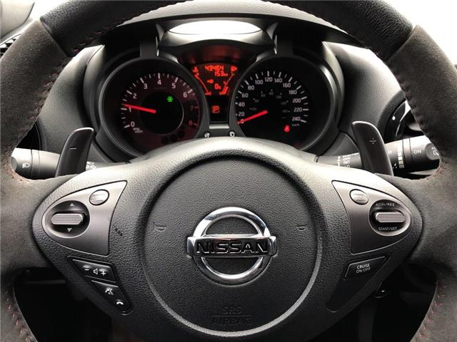 2016 Nissan Juke NISMO RS (Stk: P2530) in Cambridge - Image 15 of 27