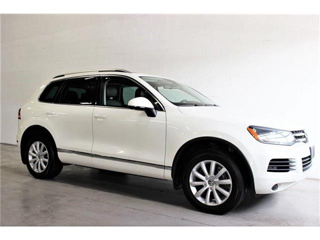 2012 Volkswagen Touareg  (Stk: 003562) in Vaughan - Image 1 of 30