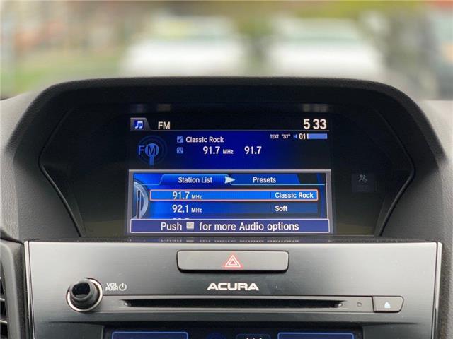 2017 Acura ILX  (Stk: 3992) in Burlington - Image 20 of 29