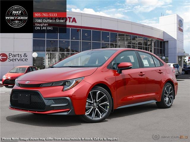 2020 Toyota Corolla SE (Stk: 68887) in Vaughan - Image 1 of 24