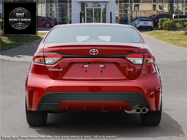 2020 Toyota Corolla SE (Stk: 68745) in Vaughan - Image 5 of 24
