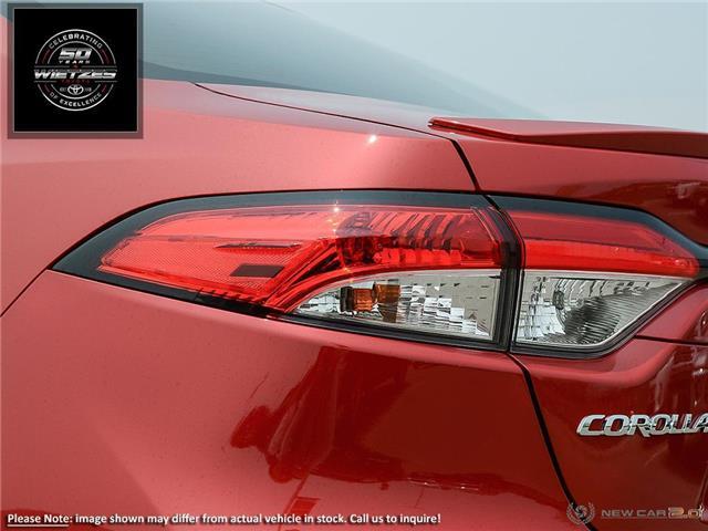 2020 Toyota Corolla SE (Stk: 68745) in Vaughan - Image 11 of 24
