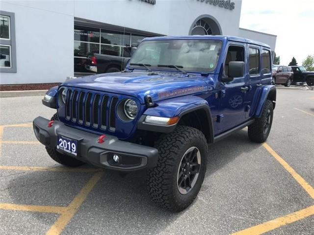 2019 Jeep Wrangler Unlimited Rubicon (Stk: W19080) in Newmarket - Image 1 of 22